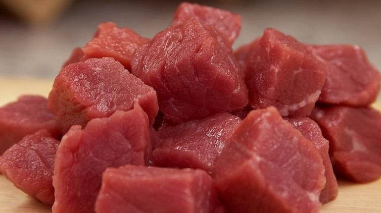 В Большом порту Петербурга задержали «непредвиденные» 100 тонн говядины