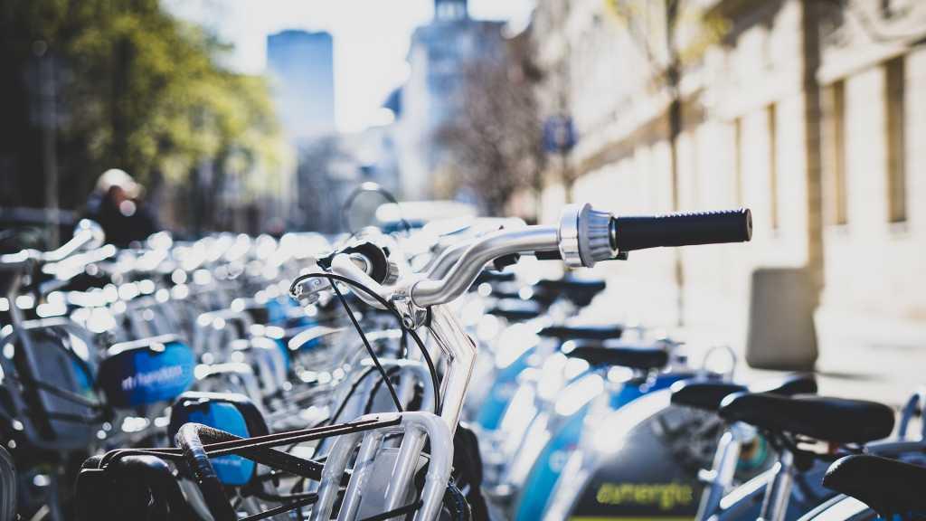 В школах Петербурга могут появиться велопарковки. Фото: Pixabay