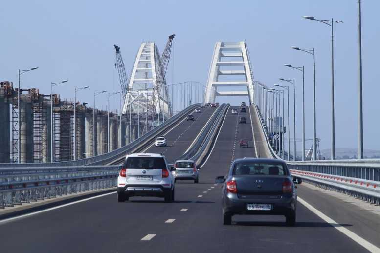 Из Краснодара к Крымскому мосту могут построить новую трассу