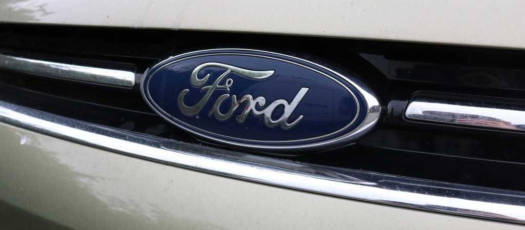 После расставания с бойфрендом девушка осталась без подаренного ей Ford