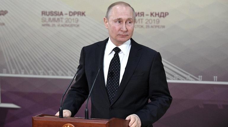 Путин утвердил новую доктрину энергетической безопасности России