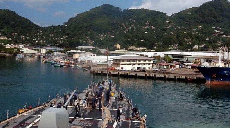 В США арестовали судно КНДР из-за «нарушения санкционного режима»