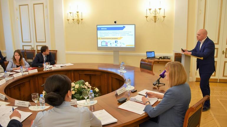 Кандидаты на должность советников губернатора рассказали о своих проектах. Фото: gov.spb.ru