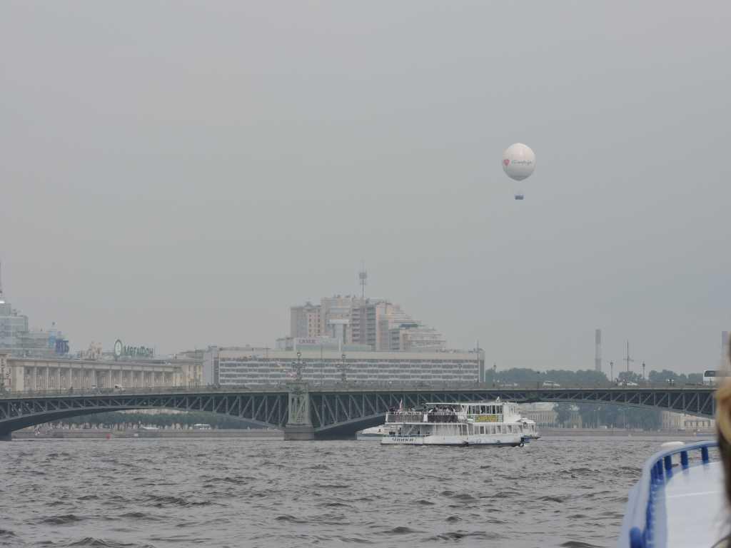 Москвичи чаще интересуются необычными достопримечательностями Петербурга