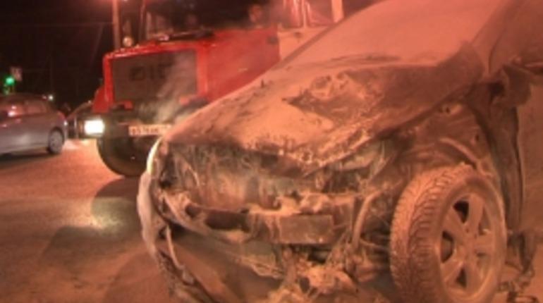 В Щеглово задержан поджигатель автомобиля