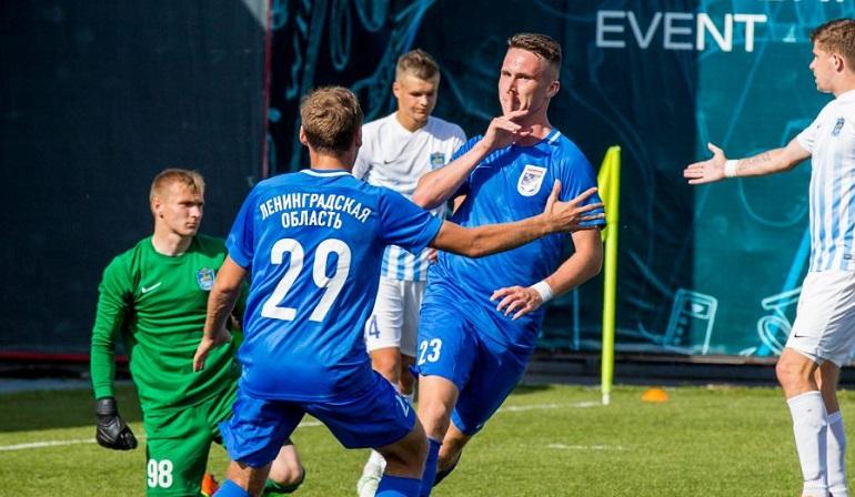 Дрозденко пообещал «Ленинградцу» стадион в Гатчине