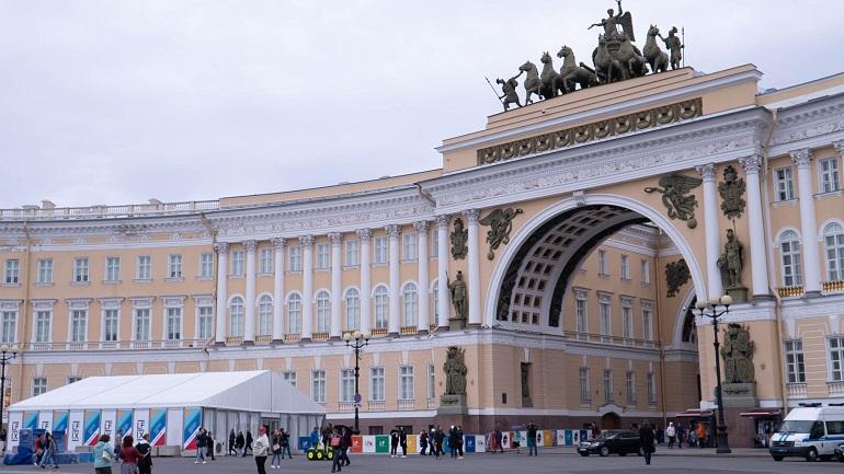 Международный культурный форум начнётся в Петербурге 14 ноября