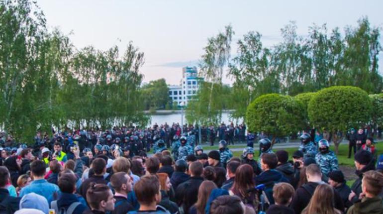 Екатеринбург успокоился, приготовиться Петербургу