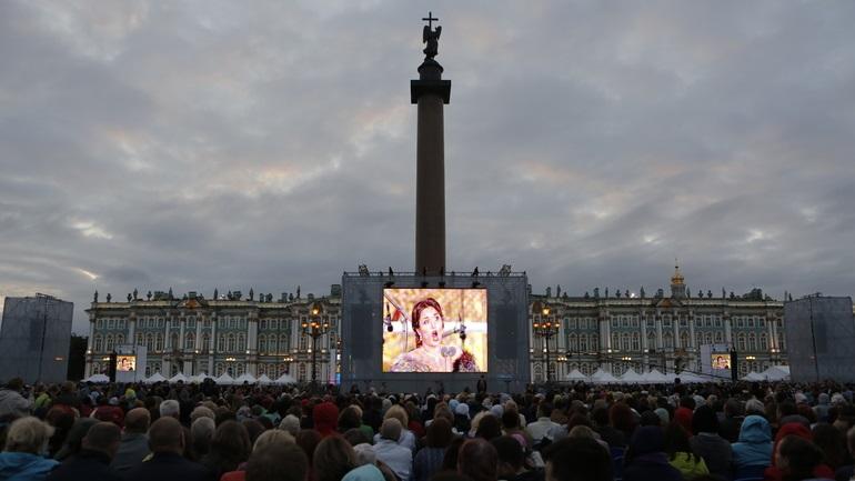 Празднование Дня города в Петербурге. Фото: Baltphoto/ Михаил Киреев