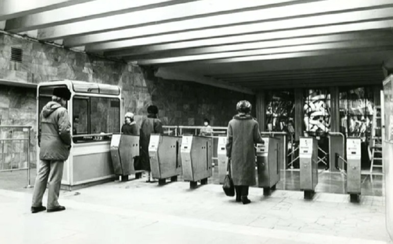огороженной метро красногвардейская в ленинграде фото сельской школе