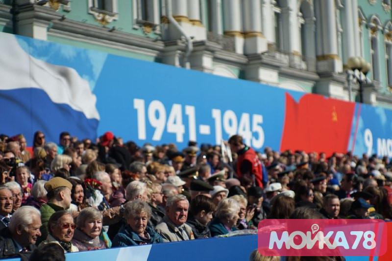 В правительстве Петербурга прорабатывают варианты проведения Дня Победы