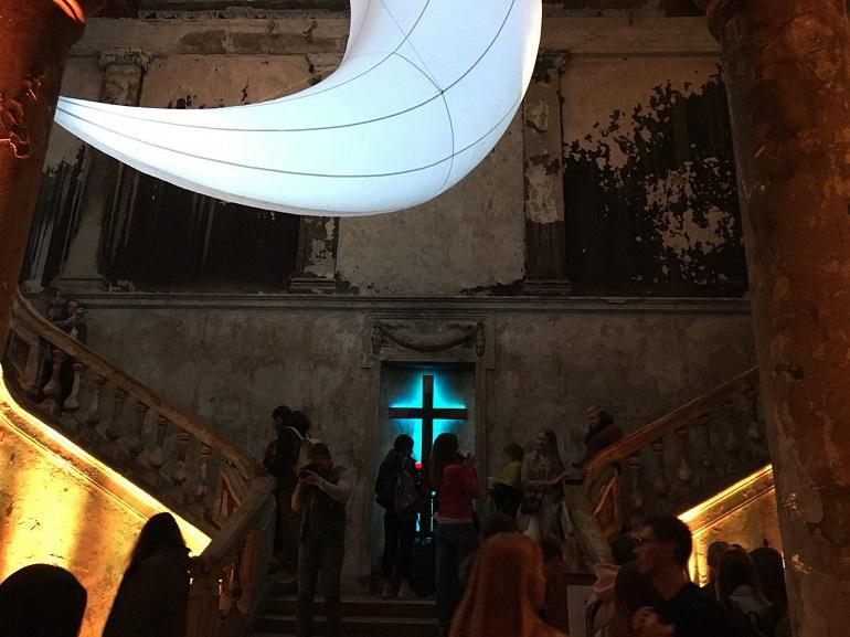 Петербуржцы поделились снимками с «Ночи музеев»