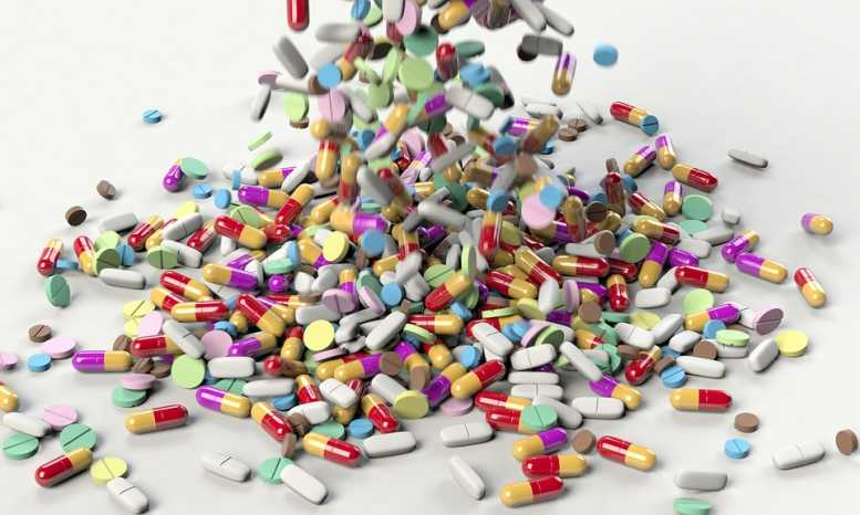 Российские ученые открыли универсальный антибиотик