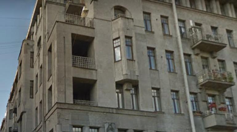 Пожар произошел в доме 60 по улице Некрасова. Фото: Google View
