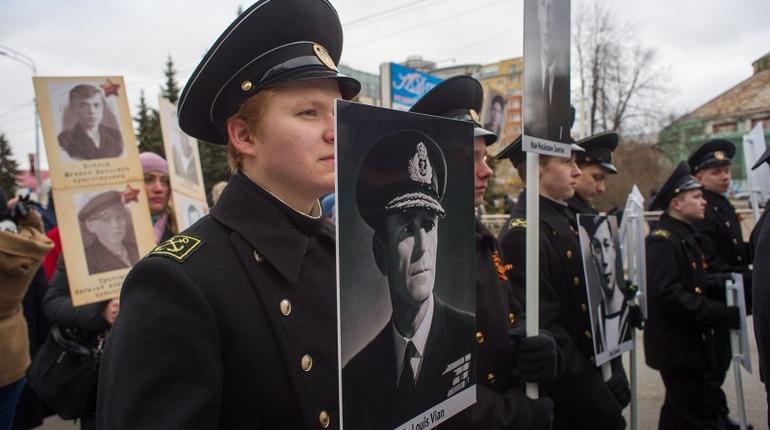 В Петербурге пройдет акция «Бессмертный полярный конвой»