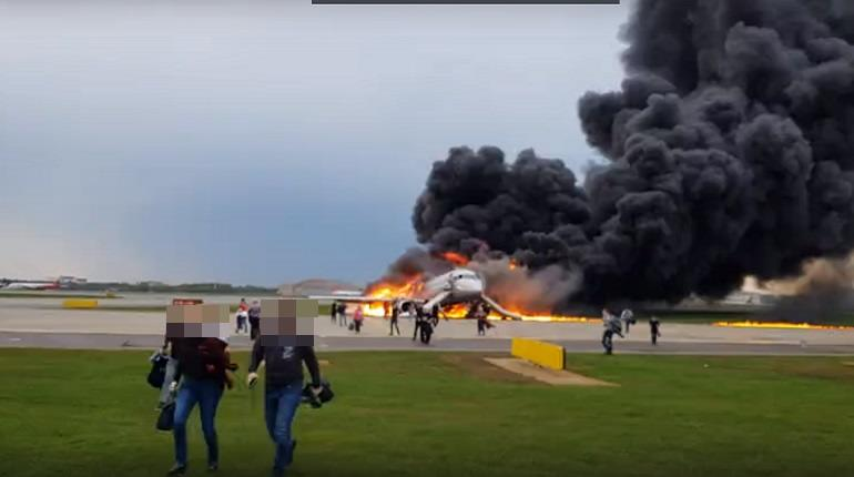 Следователи назвали основную версию катастрофы SSJ100 в Шереметьево