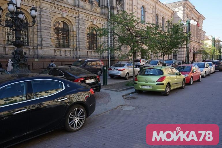 «Ленинградский концерт» закроет Соляной переулок на пять дней