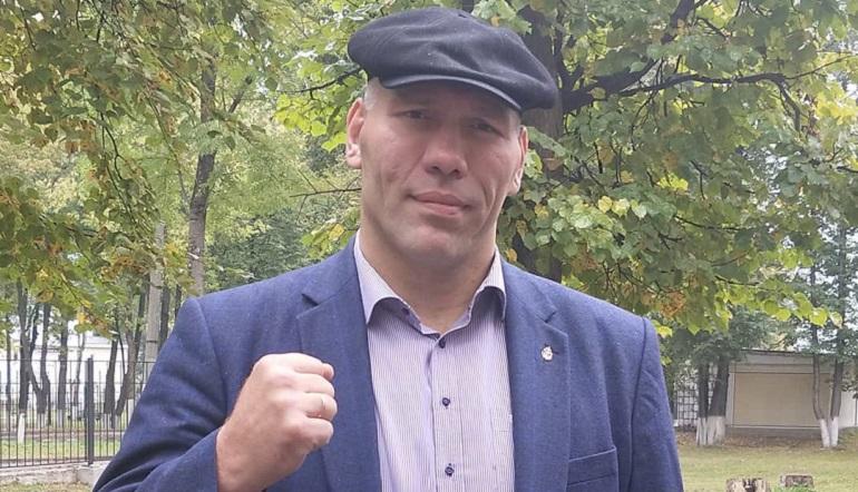 Валуев ввел в своей семье раздельный сбор мусора,