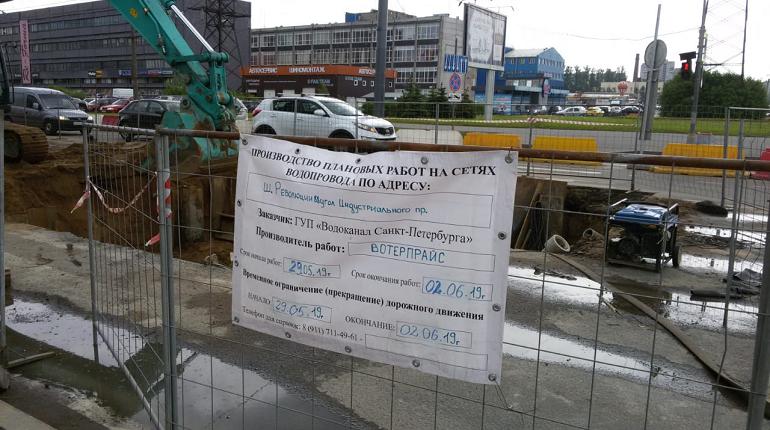 ГАТИ устроила разнос Водоканалу из-за коллапса на Ржевке