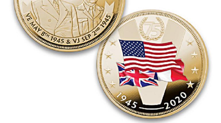 В США выпустили монету с союзниками во Второй мировой без СССР