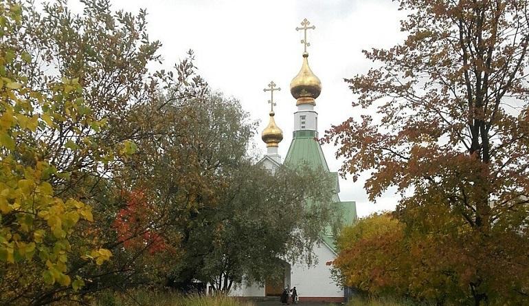 Южно-Приморский парк: священнослужители опередили митингующих