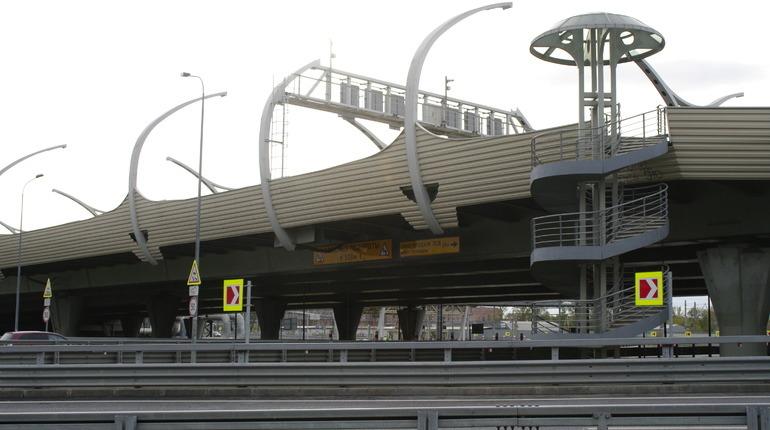 Водителей предупредили об аварийном транспорте на ЗСД