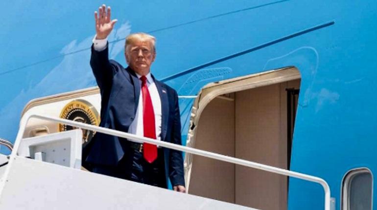 Трамп уведомил Конгресс о выходе США из ВОЗ