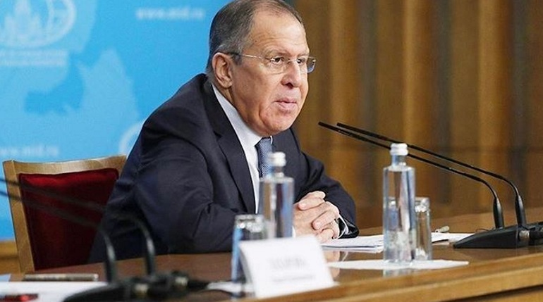 Лавров заявил, что за границей остаются 23 тыс. россиян