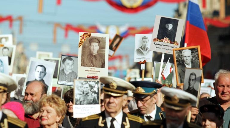 В северной столице приступили к подготовке шествия «Бессмертный полк»