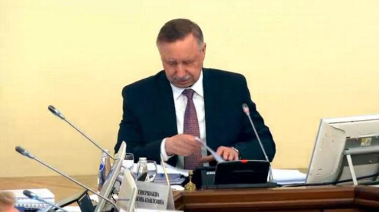 Беглов внес изменения в «экологические» законы Петербурга