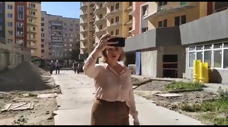 Инна Карпушина. Фото: скриншот
