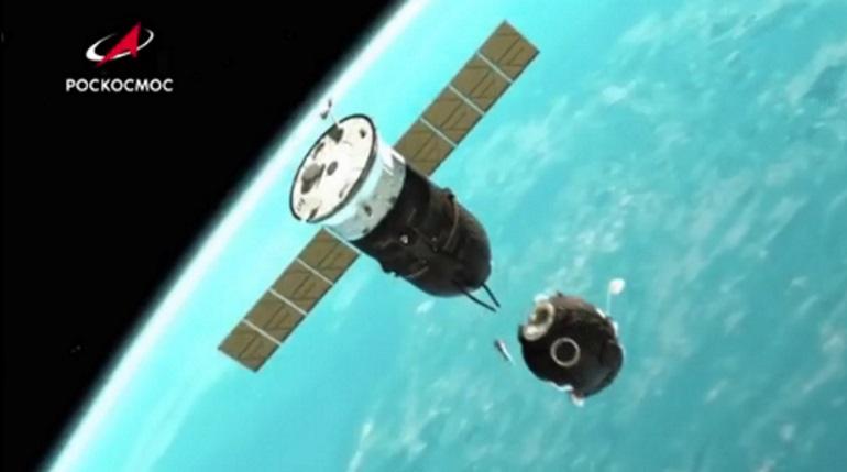 Метеорологический спутник «Метеор-М» успешно вывели на орбиту