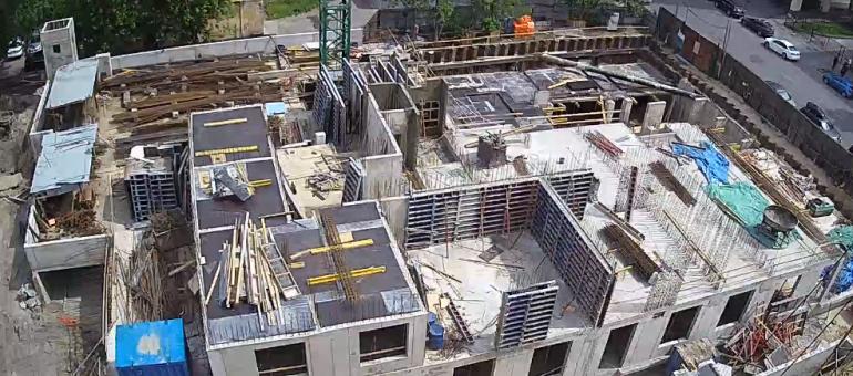 ООО «ПСК» о разрушении дома на Выборгской: не можем ответить, нет электричества