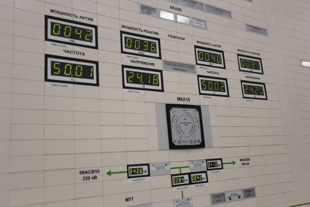 Второй энергоблок ЛАЭС-2 заработает уже в 2020 году