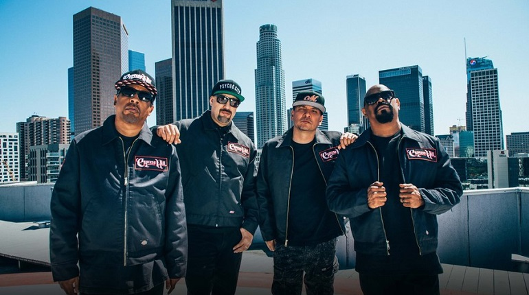 В Петербурге пройдет концерт Cypress Hill