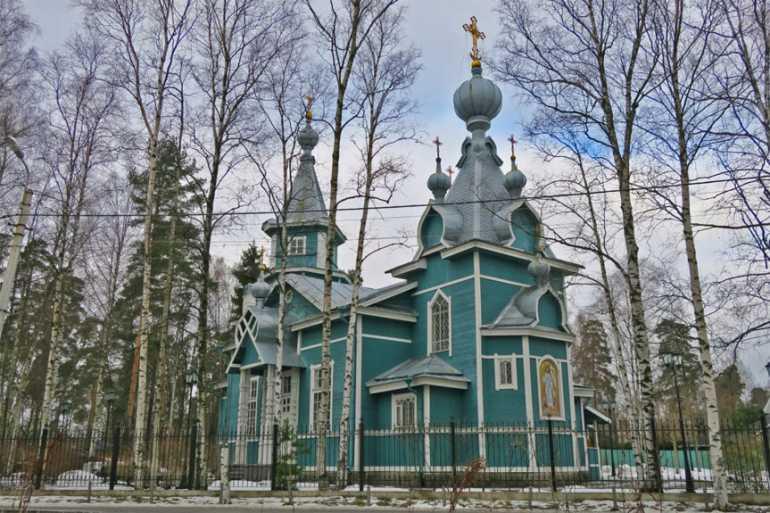 Перечень региональных памятников пополнила церковь в Лисьем Носу