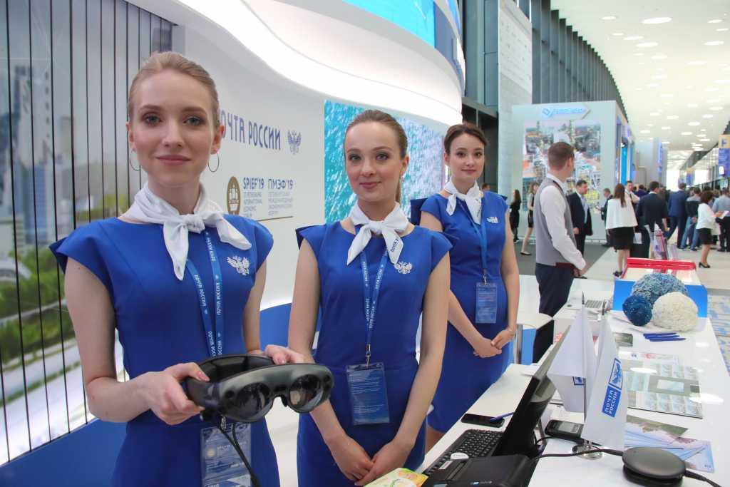 Петербург вложит в создание Почтового квартала 2,5 млрд рублей