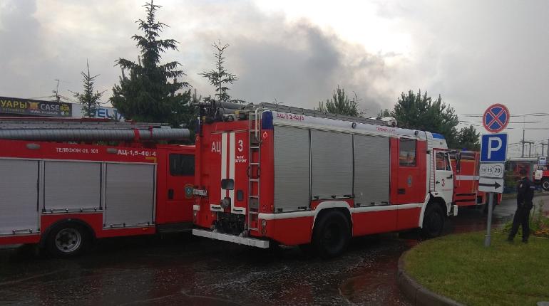 Новое пожарное депо построят в Кудрово