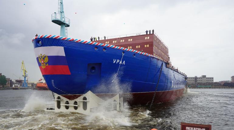 За кражу кабеля с ледокола «Урал» петербуржец получил 1,5 года колонии