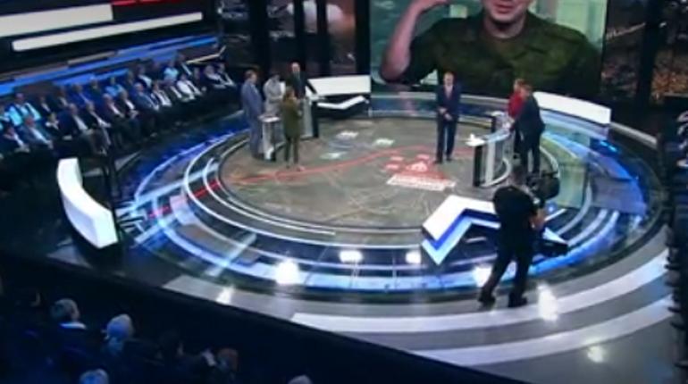 Украинскому эксперту навсегда запретили участвовать в российской телепрограмме