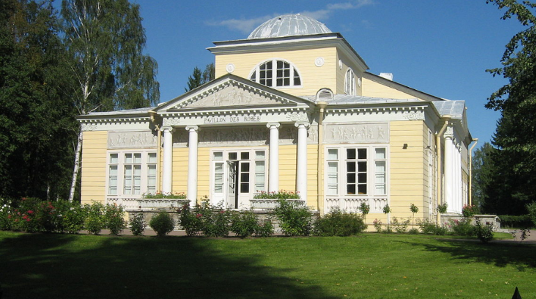 В Павловске пройдет выставка античного собрания императрицы Марии Федоровны