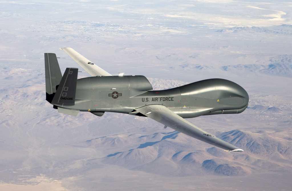 В Иране раскрыли подробности уничтожения американского самолёта