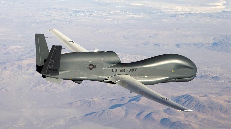 В Иране сообщили о сбитом беспилотнике США
