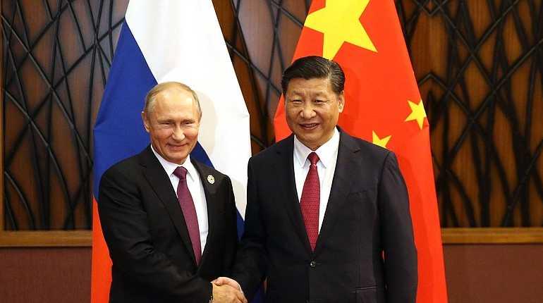 Си Цзиньпин пообещал Путину защищать итоги Второй мировой войны