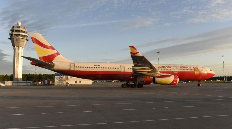В Пулково запустили рейсы до китайского города Куньмин