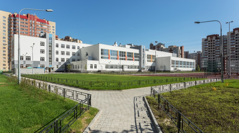 Setl Group построил новую школу в Калининском районе