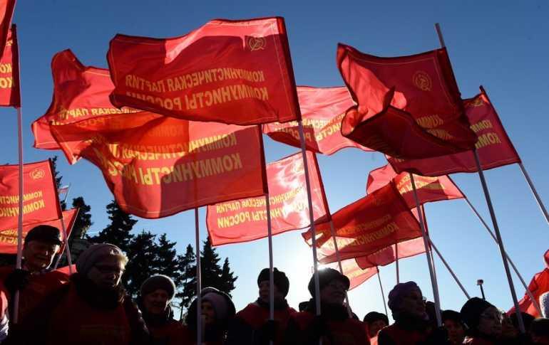 Коммунисты России выдвинули своего кандидата на выборы в Петербурге