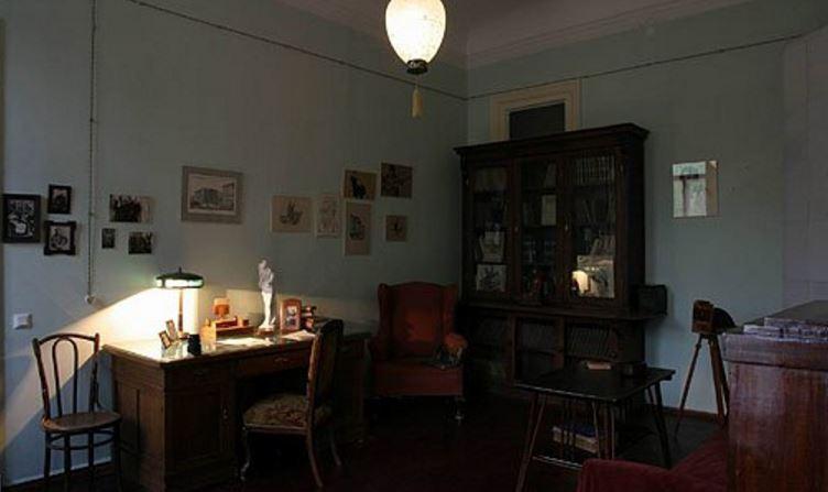 Музей Анны Ахматовой. Фото: vk.com/Музей Анны Ахматовой в Фонтанном Доме