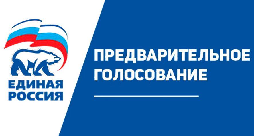 В Петербурге проходит праймериз «Единой России»