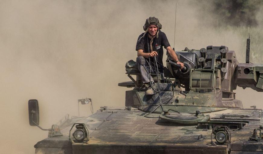 В ДНР заявили о бунте украинских морпехов